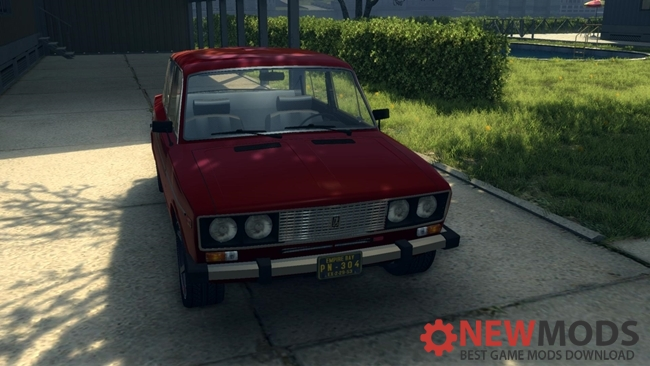 Photo of Mafia 2 – Lada 2106