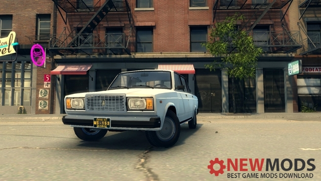 Photo of Mafia 2 – Lada Riva