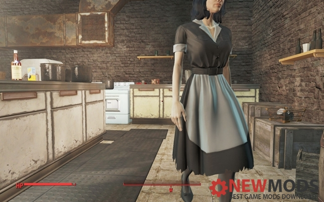 Photo of Fallout 4 – Maid dresses