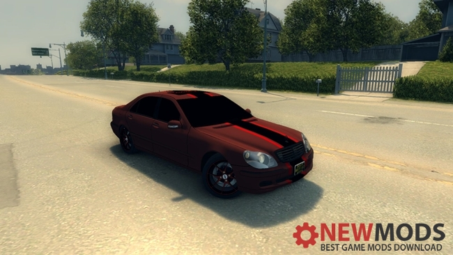 Photo of Mafia 2 – Mercedes-Benz S600 W220 Jorick Revazov