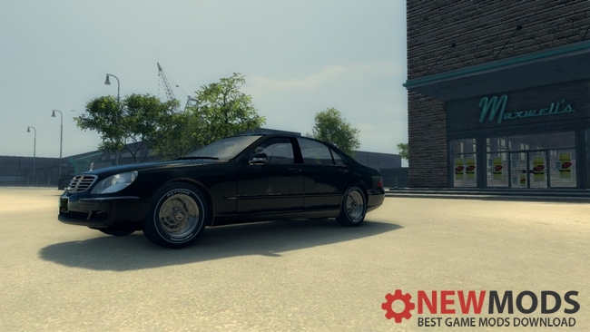 Photo of Mafia 2 – Mercedes-Benz S600 W220