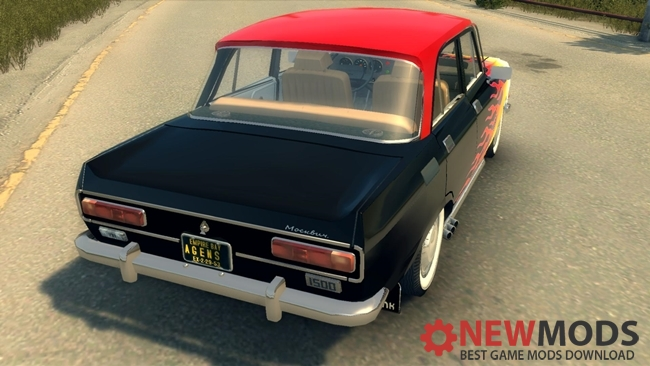 Photo of Mafia 2 – Moskvich 2140 Car