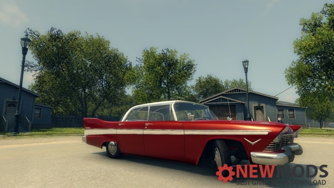 Photo of Mafia 2 – 1957 Plymouth Belvedere Sport Sedan