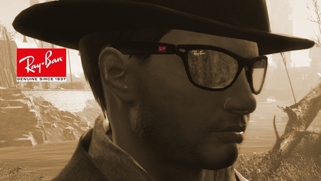 Photo of Fallout 4 – Ray-Ban Original Wayfarer – Wasteland Edition