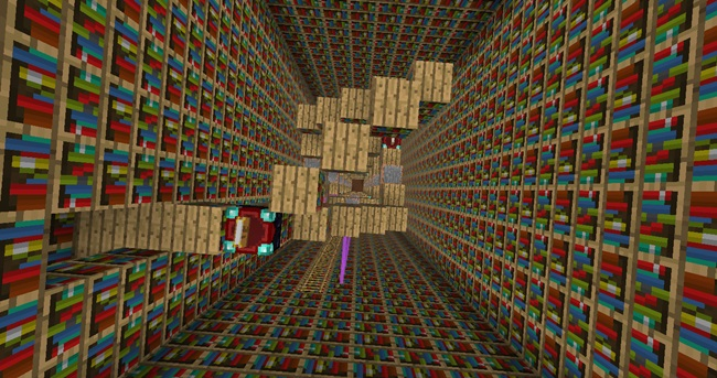 Photo of Minecraft – Spiral Control 2 Puzzle Map