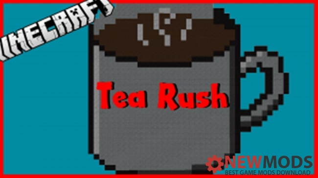 Photo of Minecraft – Tea Rush Game Map