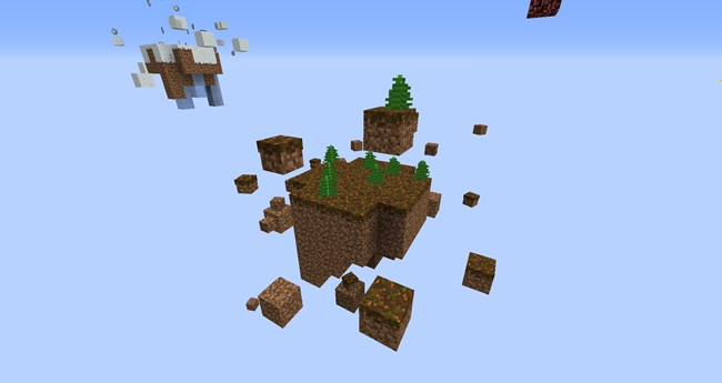 Photo of Minecraft – The 8 Islands Adventure Map