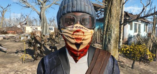 AQS-Caps-and-Masks-fallout4mods