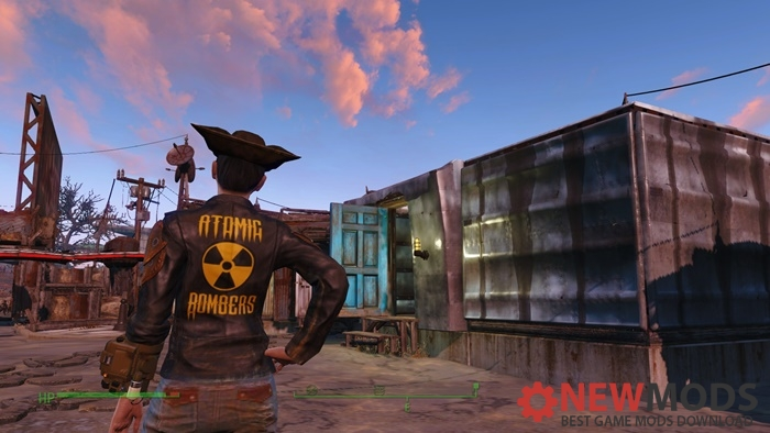 Photo of Fallout 4 – Atomic Bombers Greaser Jacket