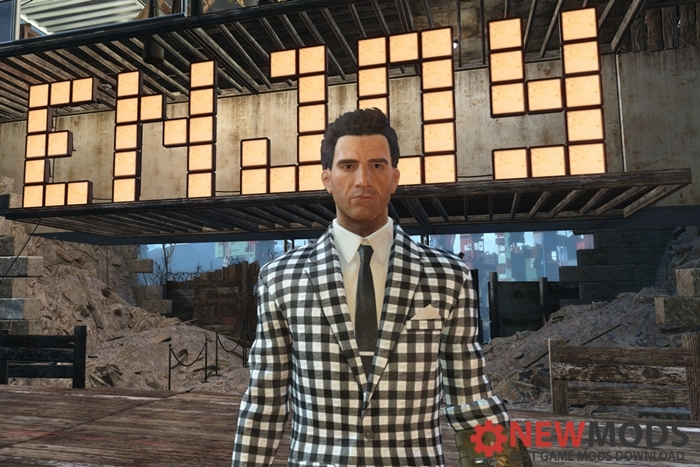 Photo of Fallout 4 – Benny's Suit