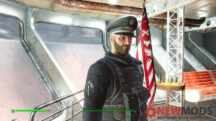 Photo of Fallout 4 – BoS Sentinel Uniform