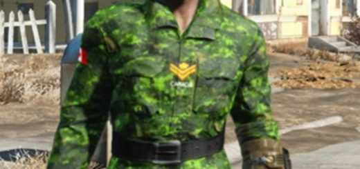 Canadian-Armed-Forces-Uniform-fallout4mods
