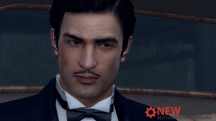 Photo of Mafia 2 – Facial Hair For Vito (MUSTACHE OR BEARD)