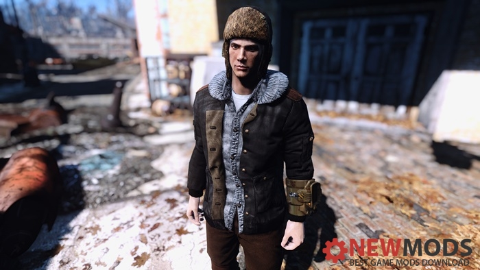 Photo of Fallout 4 – Mint Winter Parkas by FavoredSoul