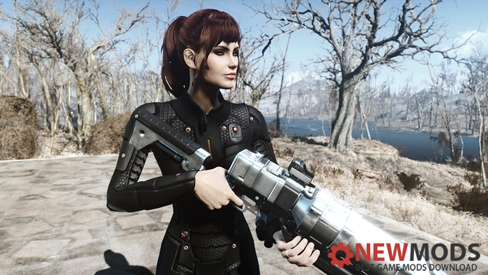Photo of Fallout 4 – Standalone Nanosuit 1.2