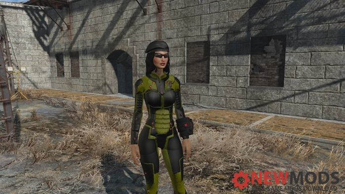 Photo of Fallout 4 – Nanosuit recolors