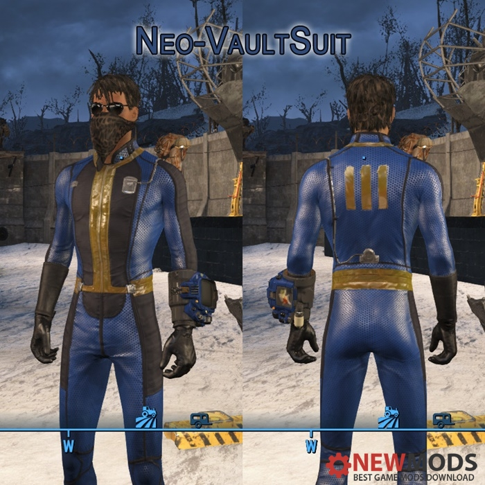 Photo of Fallout 4 – Neo-Vaultsuit