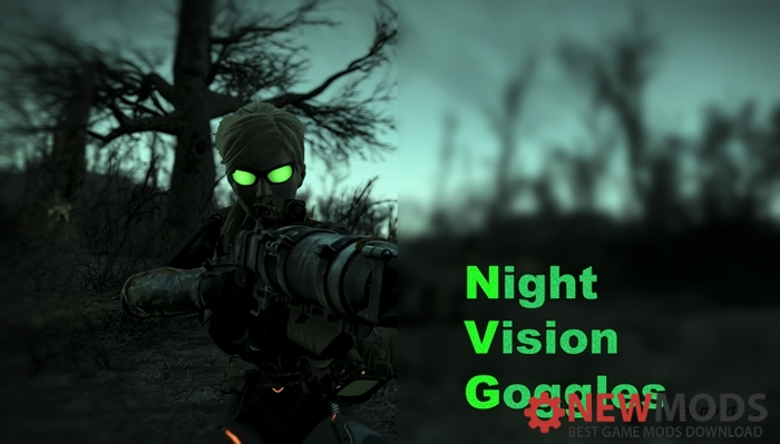 Photo of Fallout 4 – Night Vision Goggles