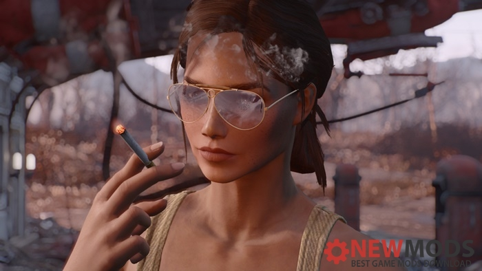Photo of Fallout 4 – Rad-Ban Eyewear Inc.
