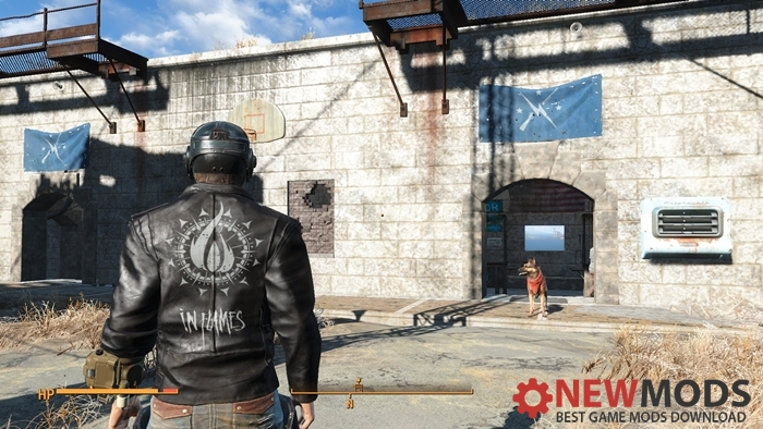 Photo of Fallout 4 – Rock and Metal Leather Jackets