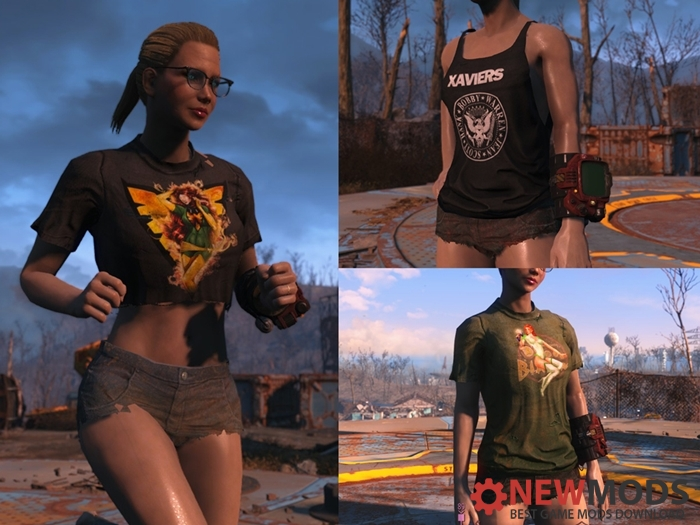 Photo of Fallout 4 – Steevin's Marvelous Apparel