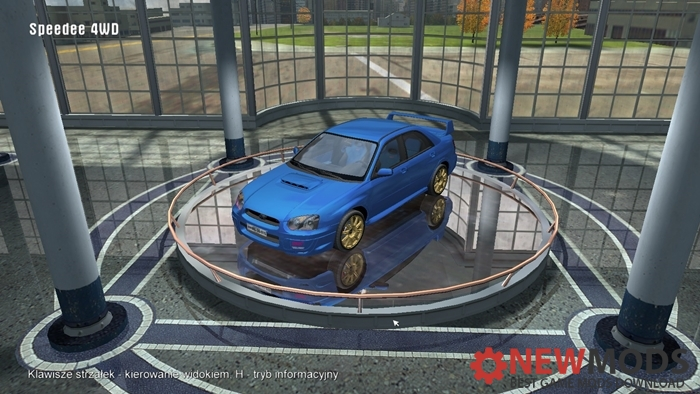 Photo of Mafia – Subaru Impreza WRX STi
