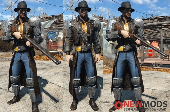 Photo of Fallout 4 – The Bad-Ass Vault Dweller Long Coat