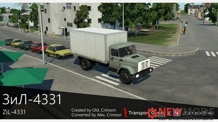 Photo of Transport Fever – ZiL-4331 Truck