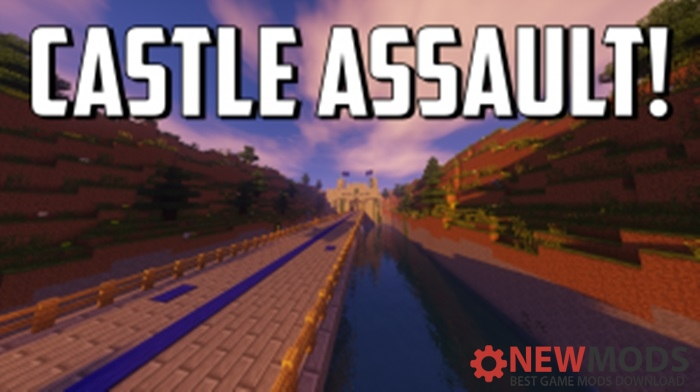 Photo of Minecraft – Casttle Assault PVE Map
