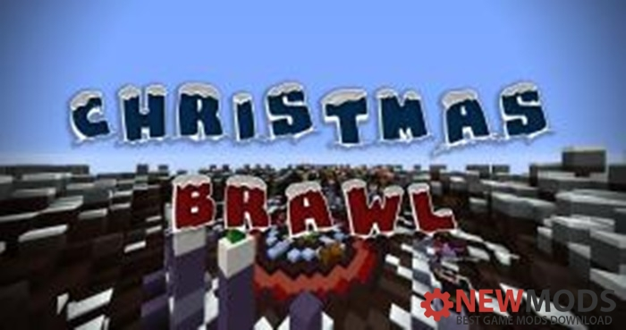 Photo of Minecraft – Christmas Brawl PVP Map