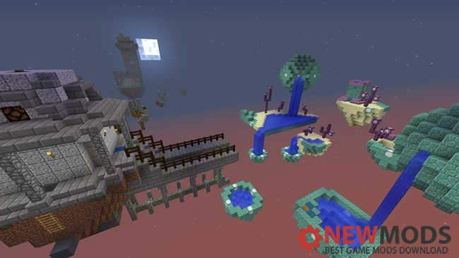 Photo of Minecraft – Isle Dream Parkour Map