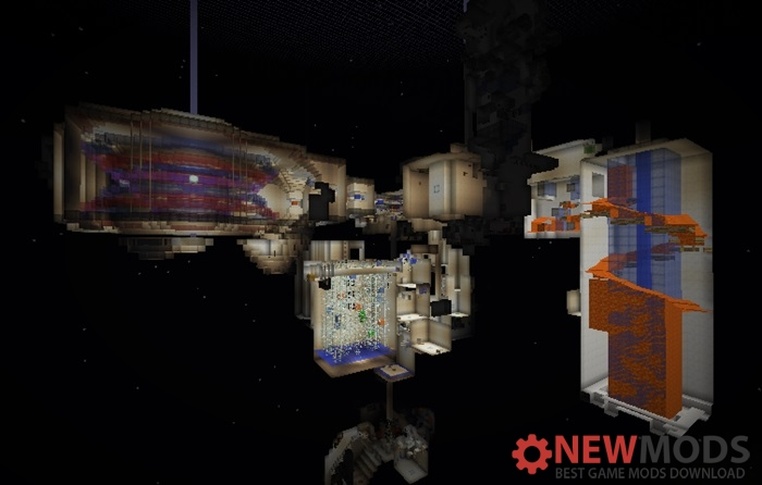 Photo of Minecraft – Levitation Trials Parkour Map