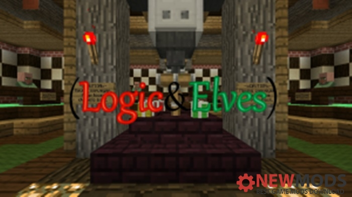 Photo of Minecraft – Logic&Elves Game Map