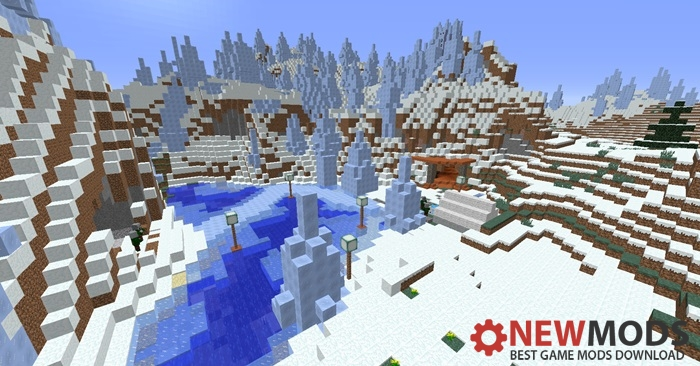 Photo of Minecraft – The Christmas Accident 2 Adventure Map