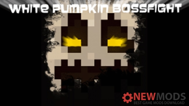 Photo of Minecraft – White Pumpkin Bossfight PVE Map