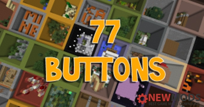 Photo of Minecraft – 77 Buttons Finding Map
