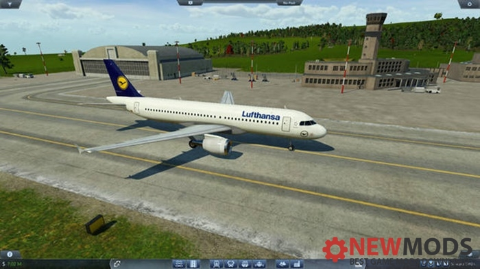 Photo of Transport Fever – A320 Lufthansa