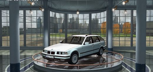 BMW318iE36Touring