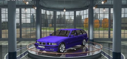 BMW320iE36Touring