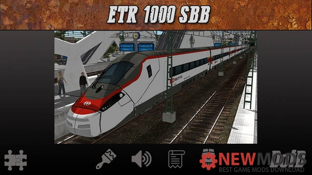 Photo of Transport Fever – ETR 1000 SBB