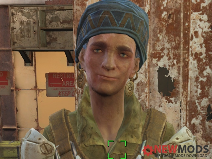 Photo of Fallout 4 – Mama Murphy's Headwrap