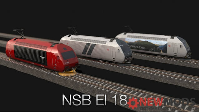 Photo of Transport Fever – NSB El 18