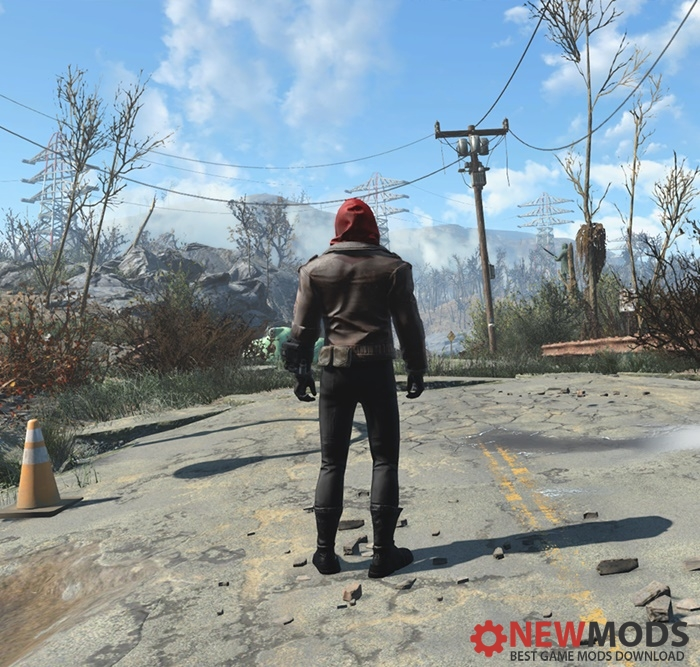 Photo of Fallout 4 – Red Hood Outfit