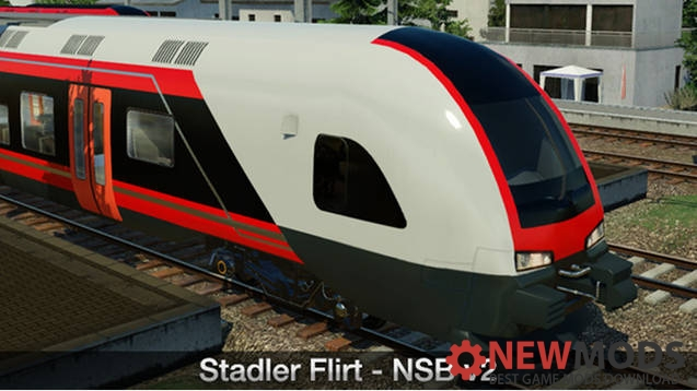 Photo of Transport Fever – Stadler Flirt – NSB