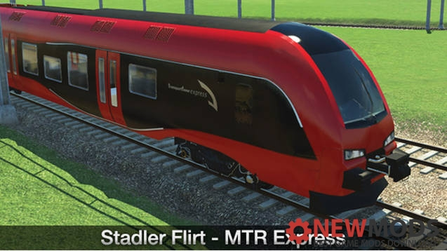 Photo of Transport Fever – Stadler Flirt – MTR Express
