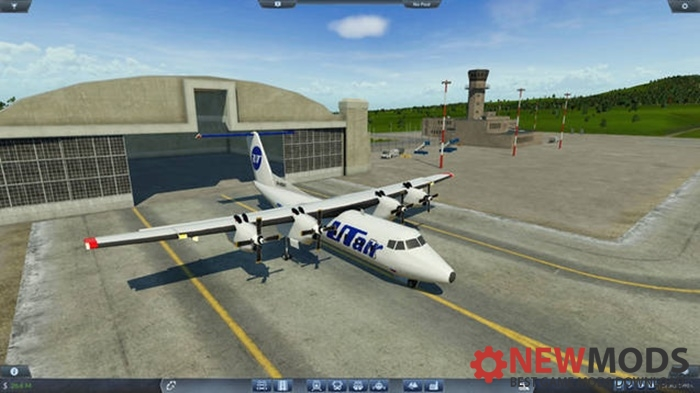 Photo of Transport Fever – DHC-7 UTAir Airlines