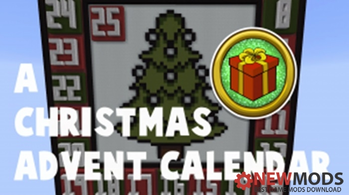 Photo of Minecraft – Christmas Advent Calendar Creation Map
