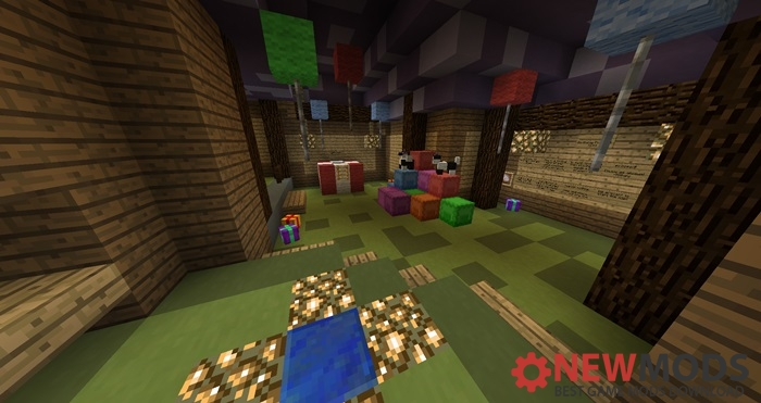 Photo of Minecraft – Birthday Present Hunt Finding Map