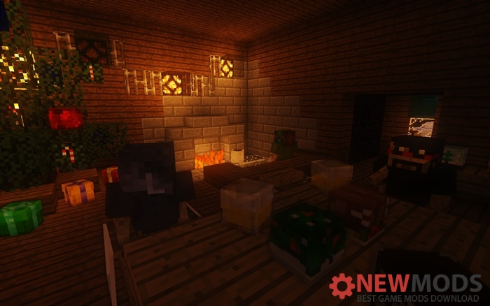 Photo of Minecraft – Christmas Buttons Finding Map