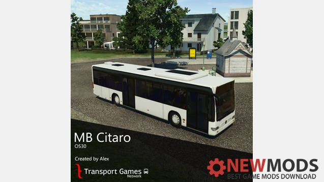 Photo of Transport Fever – Mercedes-Benz Citaro